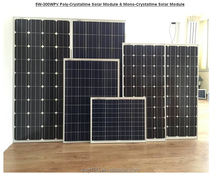 High efficiency solar panel , polycrystalline panel solar 250w