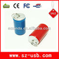hot promotional mini usb with box shaped design