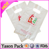 Yason hanger hole heat seal bag secure bag squeezy reusable food pouch for kids