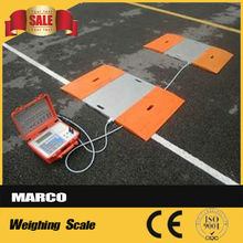 electronic axle weigh scale for car for sale