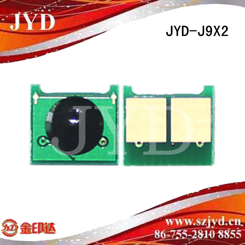 Factory supply laserjet printer spare parts of J9X2 toner chips for CC388A CB435A CB436A CE278A CE505X CF280X CE255X CC364X