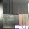 Factory outlets 0.85-0.9mm top quality hot selling pu synthetic leather for shoes