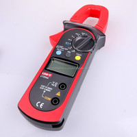 Free shipping UNI-T UT204 600v/400A,10HZ~1MHZ,digital Clamp Multimeters