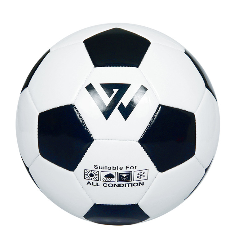 office size 5 match inflateble PVC football & soccer for football game