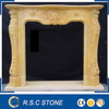 French type marble fireplace mantel in good quality