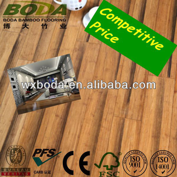 ecofriendly waterproof bamboo wood floor