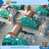 JM series 2T,3T,5T,8T,10T Hydraulic Lifting Hoist Winch