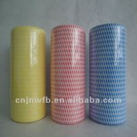 nonwoven car care and cleaning products