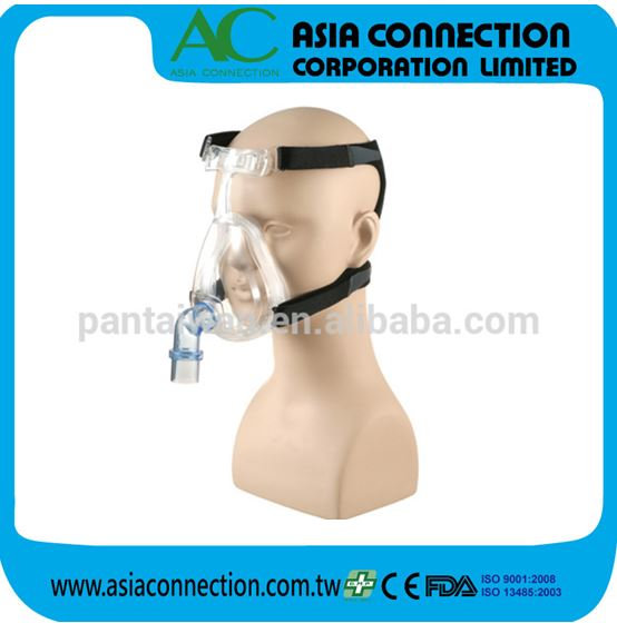 ME6157S-ME6157L Non Vented Mask with Headgear, Headgear CPAP Mask