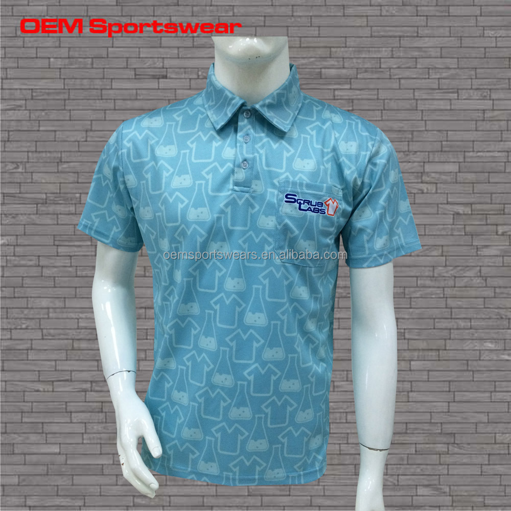 Free design wholesale cheap polo shirt 100 polyester for Where to buy polo shirts cheap