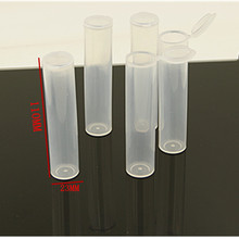 Wholesale 110*23MM long and large plastic tube / big clear plastic cylinder tube