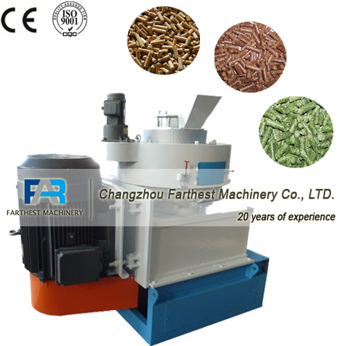 CE Wood Pellets Granulator Maachine