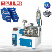 Puhler Printing Ink Maker Bead Mill For Cellulose And Pulp , Paint Making Machine