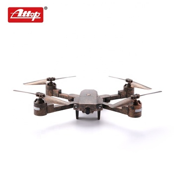 Foldable professional drone rc camera quadcopter with 720P wifi camera