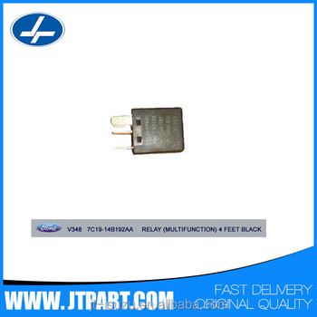 7C19 14B192AA for JMC transit genuine part multifunction 4 feet auto relay