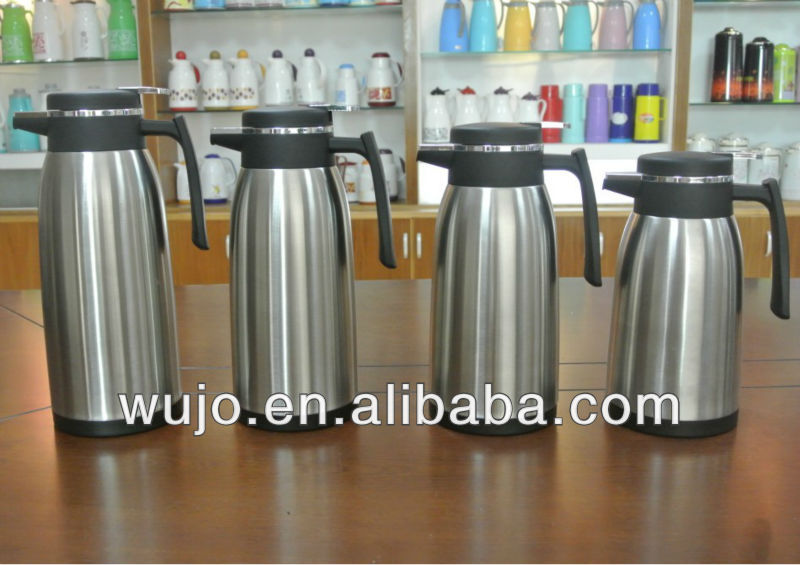Double wall flask, Thermos Flask, coffee pot, water pot 2892-MS
