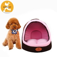 New Style Hot Sale Detachable Hamburger Pet House/Dog Beds/Cat Beds