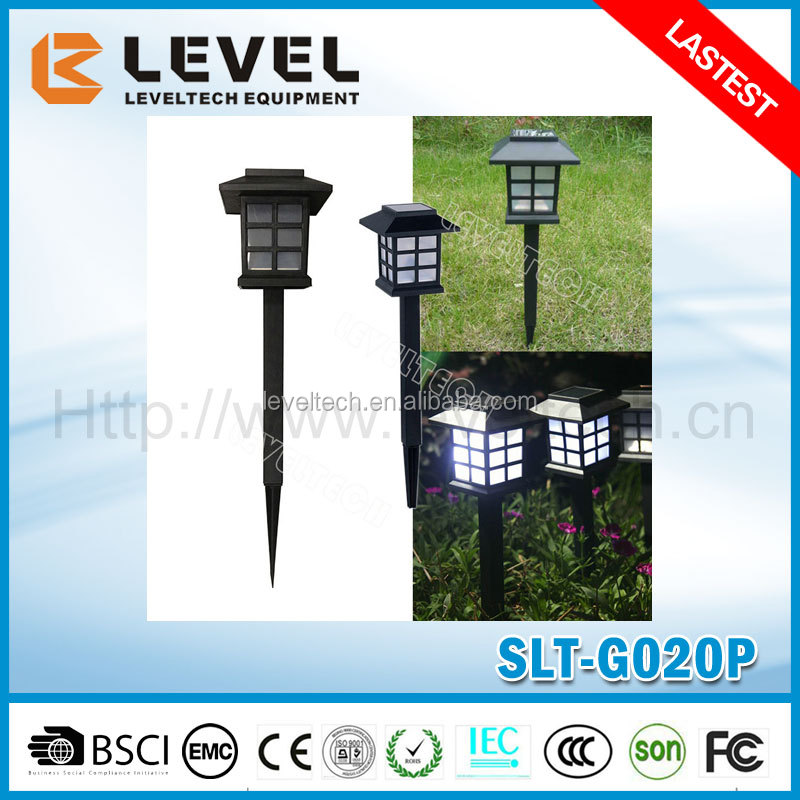 1PC Supper Brightness LED CE&ROHS Certificate Cool White Outdoor Solar House Lights