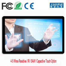 High definition Industrial touch screen 21.5 inch LED monitor