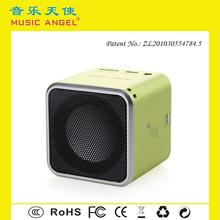 MUSIC ANGEL JH-MD06D speakers sd card with sound quality
