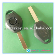 auto key 2 button for BMW High Quality Painted Key Blanks