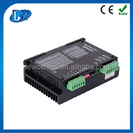 cheap price 2.4A-7.2A 2 Phase hybrid stepper motor driver 24-60VAC