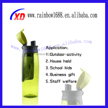 plastic new fruit infusion bottle water