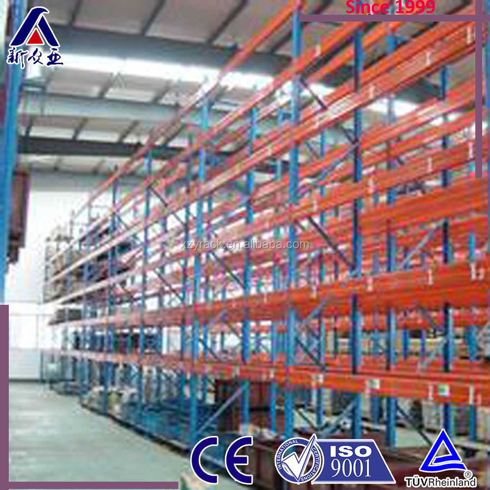 warehouse heavy duty racking adjustable pallet rack machadised manufacturing plants factory manufacturor