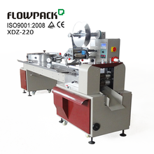 Factory Wrapping Equipment Pillow Pack Automatic Candy Wrap Horizontal Flow Lollipop Packing Machine