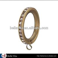 New Type Brass Eyelet Curtain Rings