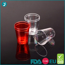 2016 trending products Clear Disposable Party shot cups with low price