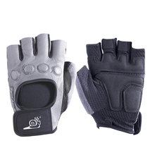 Manufacture fleece cycling sports gloves with Bottom Price