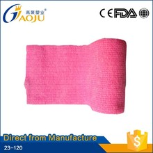 China hospital soft and comfortable hoof cohesive bandage ambu bag with low price