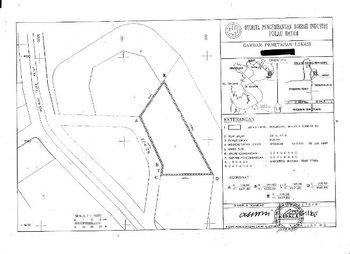 LAND FOR SALE IN BATAM ISLAND