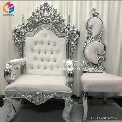 Cheap but strong king and queen <strong>chairs</strong>