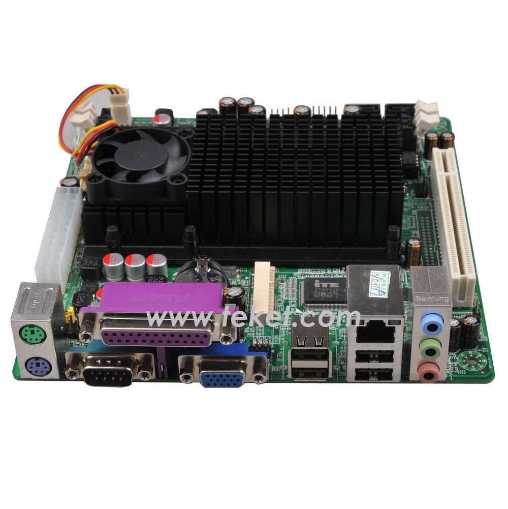 Intel Mini-ITX Board D525LM with Atom D525 and NM10,Apply for ATM, Kiosk, Digital Signage, Living Room PC