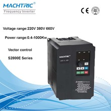 Professional Manufacturer Of AC Drive 2 Kw Variable Frequency Converter 4 KW Frequency Inverter