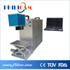 Jinan Lifan laser Metal and pet ear tag printer fiber laser marking machine