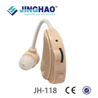 New cheap deaf High quality BTE model ear hearing aid for sale