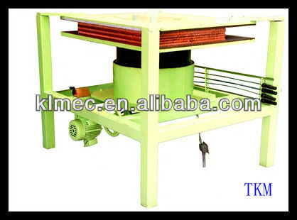 Brass Radiator Tube Flat Fin Core Assembly Machine