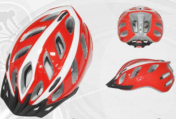 Bicyle Accessories Meet CE/EN1078 CPSC Standard Adult Safety Bike Helmets
