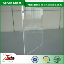 Easy Clean High Gloss Good Price Acrylic Sheets PMMA Foam Sheets