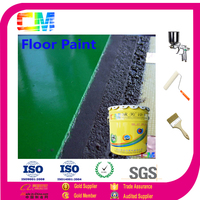 Best Anti - slip Sand Mortar Epoxy Based Floor Painting For Sale
