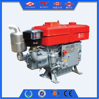 Diesel Engine Hot sale high quality 1 cylinder 4 stroke diesel engine