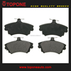 Turkey Market For VOLVO Parts Brake Pad Set GDB1313 M850976 3062325