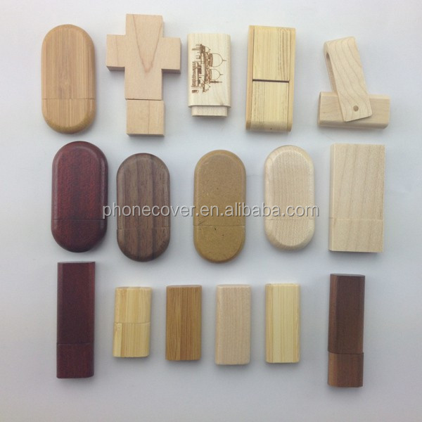 wood chess high-tech usb flash drive
