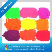 Fluorescent Disperse Dyes Red BG 362 100% The best brand disperse dyes