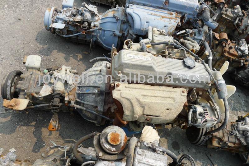 Buy Used Toyota Diesel Engine