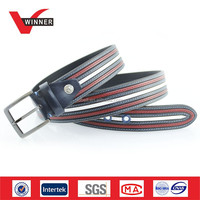 latest design leather mens fashion belts
