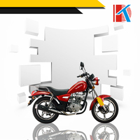 Excellent factory product driving 150CC classic motorcycle